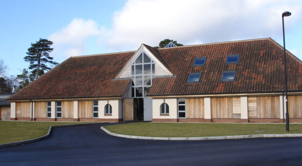 Case Study - Cats Protection - Training Centre (9)