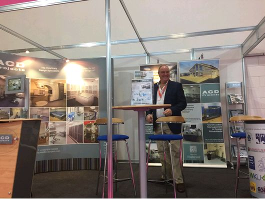 LVS 2016 stand and alex