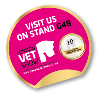 We're speaking at the London Vet Show!