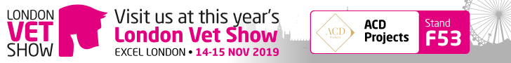 London Vet Show – Stand F53