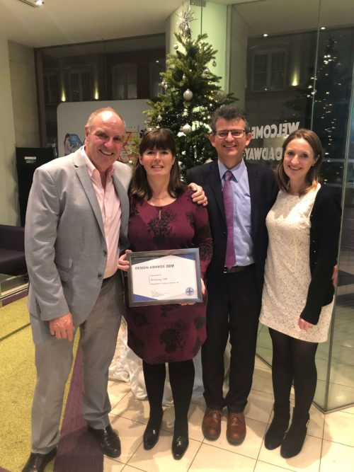 Archway Vets – Runner-up in the BVHA Design Awards 2019
